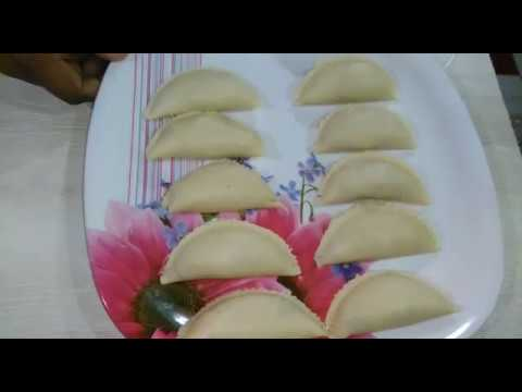 Mawa gujiya || khoya gujiya recipe in hindi||how to make mawa gujiya || खोया की गुजिया|| holi recipe