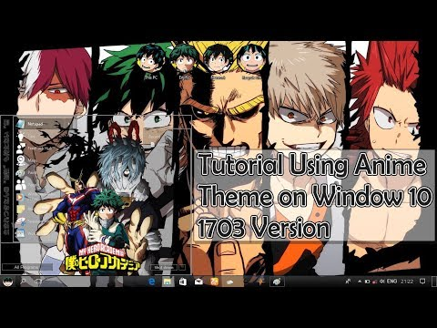 Patch 3rd Party Windows 10 1703 for Using Themes