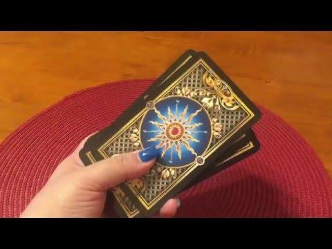 VLOG - Deck mods and tarot room makeover