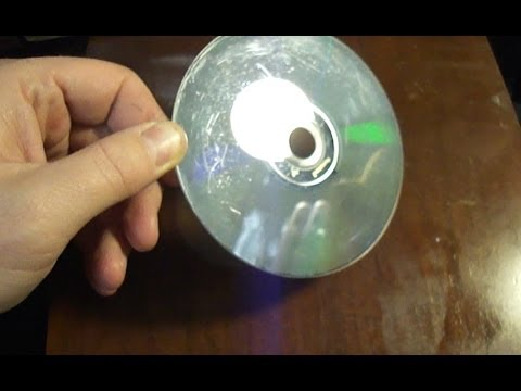 PS2 Disc Scratch Removal