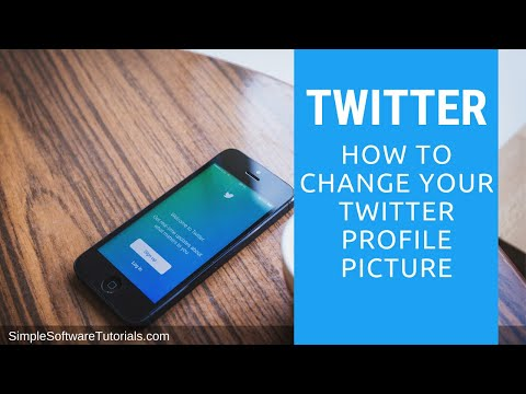 Tutorial: How to Change Your Twitter Profile Picture