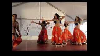 Bollywood Dance performance by the Mona Khan Company1