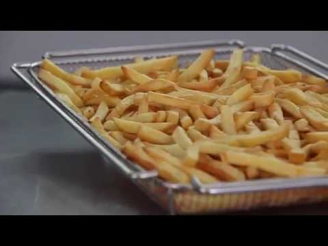 How to Make French Fries with a Rational Combi Oven | Rational SelfCooking Center Tutorial