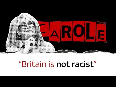 Carole Malone: Open-minded Britain?