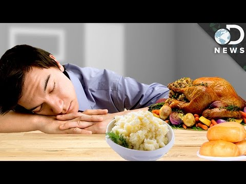 What Really Causes A Food Coma?
