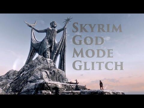 Skyrim God Mode Glitch Detailed Tutorial