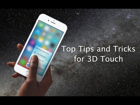 The 22 Best 3D Touch Tips for the iPhone 6s and 6s Plus - iPhone Hacks
