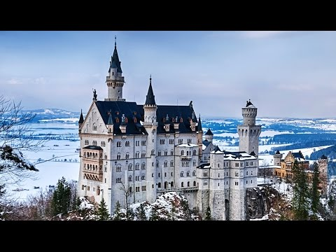 Neuschwanstein: The Reality of Building Fantasy   The B1M