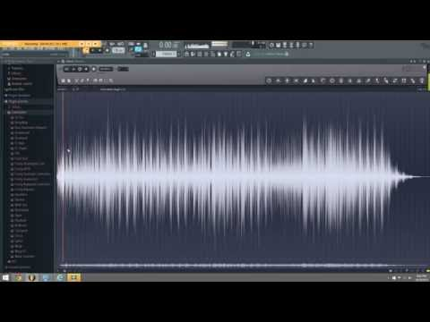 FL Studio 12 - Basic Sampling Tutorial