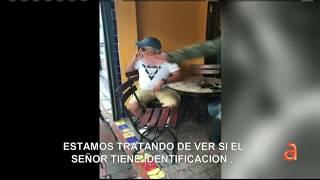 """Angel García más conocido como """"Antolin el Pichón"""" es casi arrestado en restaurante de la Calle 8"""