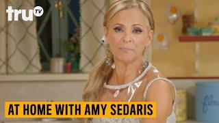 At Home with Amy Sedaris - Moon Cheese Ball | truTV