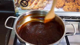 Szechuan sauce | tasty shezwan sauce | homemade schezwan sauce by cooking with asifa