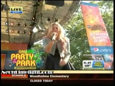 Demi Lovato - Unbroken - Good Morning America - July 6, 2012