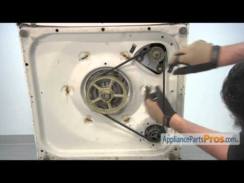 Washer Drive Belt (part #WP21352320) - How To Replace