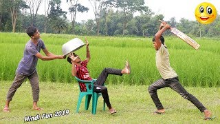 Indian New funny Video😄-😅Hindi Comedy Videos 2019-Episode-60--Indian Fun || ME Tv