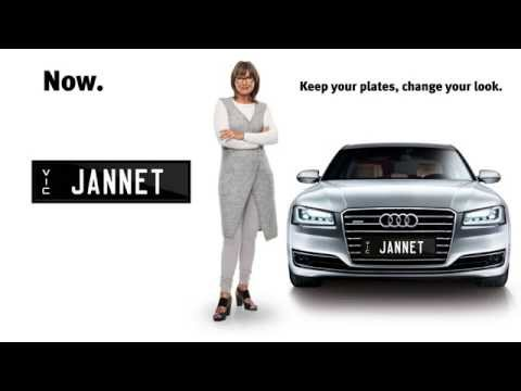Things change. Restyle your plates.