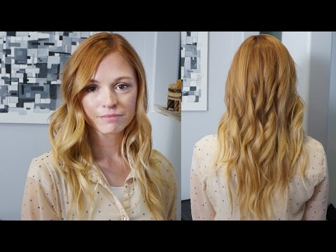 Beautiful 4 Color Strawberry Ombre Melt // How to Color Women's Hair // Advanced Coloring