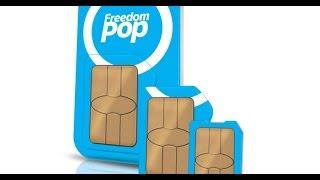 Freedompop Global Gsm Sim Card