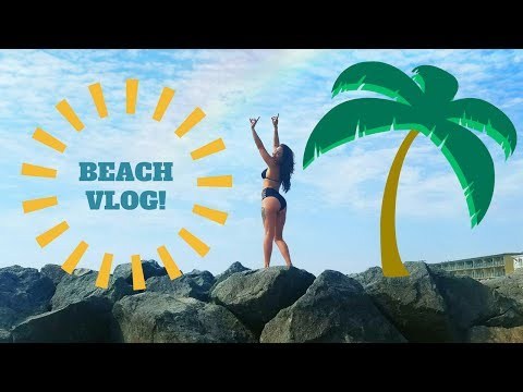 Beach Vlog w/ Goombafish!