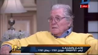 العاشرة مساء  رأى الفنان حسين فهمى فى جمال عبد الناصر وثورة 23 يوليو
