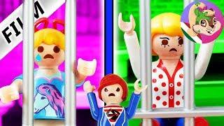 Playmobil Film Magyar / Julian nagy döntése, ki menjen börtönbe? Hanna vagy Anya? / Gyereksorozat