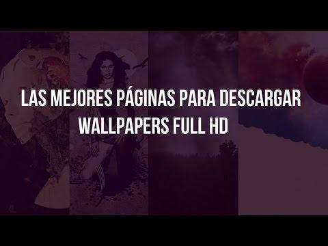 Las Mejores Paginas para descargar Wallpapers, Recursos, Flares, Texturas etc...