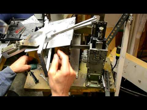 Manual and Motorized  Saws For Pancake Dies