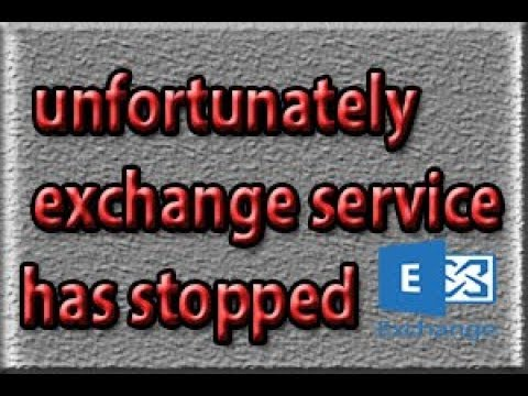 unfortunately exchange services has stopped solution 2018   Android Tricks And Hacks
