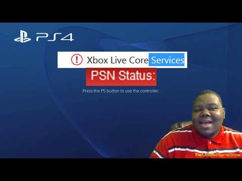 PSA: PS4 PSN Back Online for Some Users after DDoS attacks on Xbox LIVE & Playstation Network