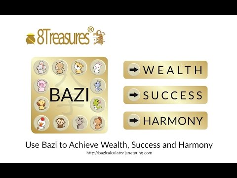 Bazi Calculator - Free with Personal Lucky Directions