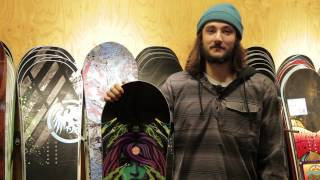 How to Choose Snowboard Size