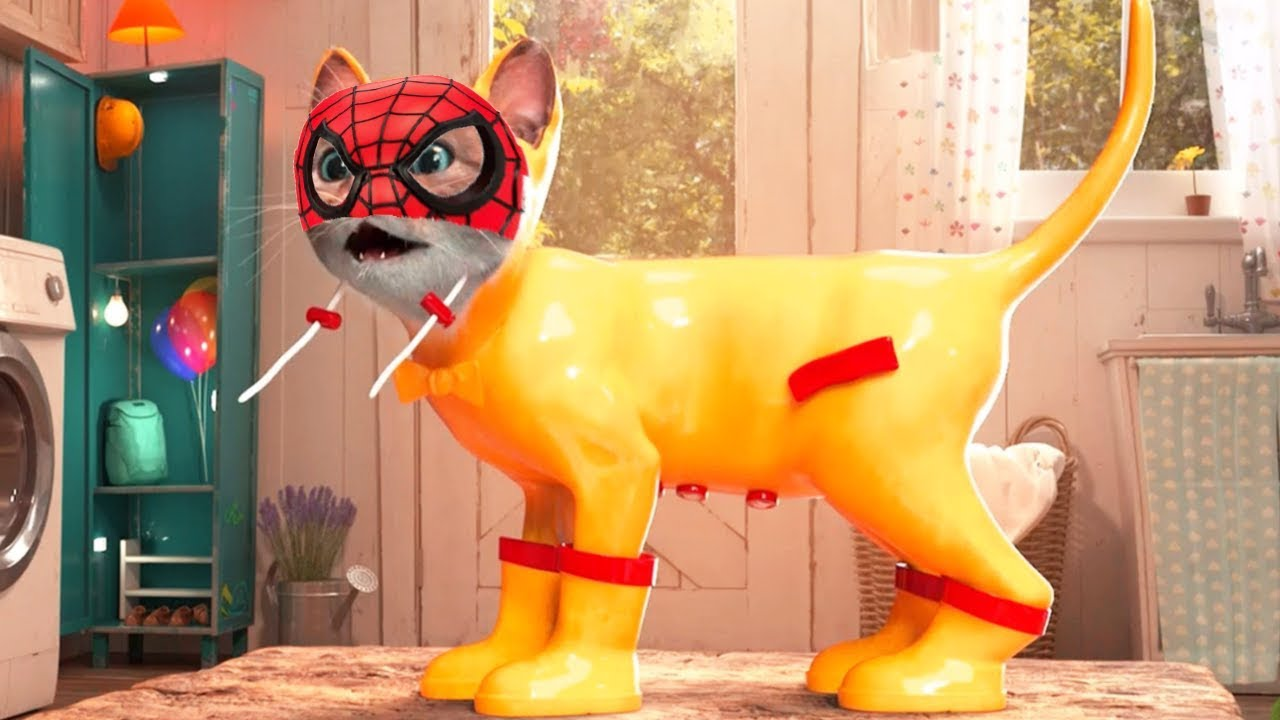 Play Fun Pet Costume Dress-Up Party Kitten Games - Little Kitten Adventures By Fox & Sheep Kids Game