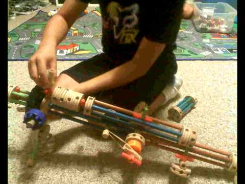 best tinkertoy sniper rifle on YOUTUBE