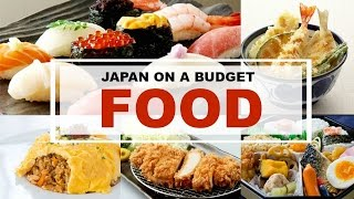 Japan Food Guide For Cheap Eats: How To Eat Cheap In Japan   internationally ME
