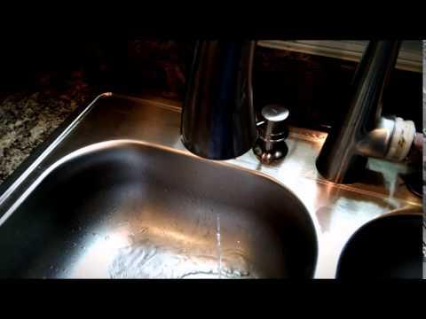 Grohe LadyLux3 Cafe Single Handle Faucet - Flow Adjustment