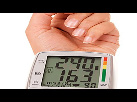 High Blood Pressure | How to Control High Blood Pressure
