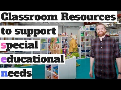 Classroom Resources to support special educational needs   SEN Behaviour Management Autism Sensory
