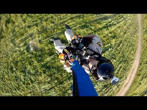 Sheriff's Office STARR 3 Helicopter Rescues Horse Rider