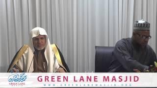 The Forty Hadith of Imam Nawawi - Sheikh Ali Al-Shibl (Session 1)