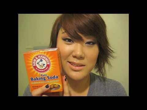 How To: Minimize Pores with Baking Soda!