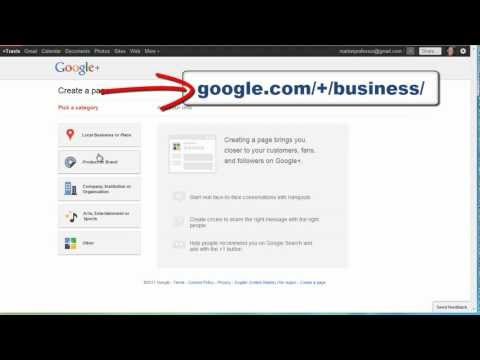 Google Plus Business Page Creation and What to Focus On