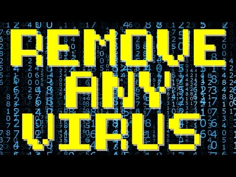Remove Any Virus or Malware | Windows 7, 8, 8.1, 10.