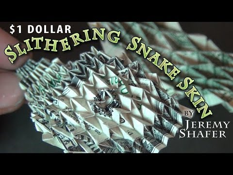 $1 Simple Slithering Snake Skin Tessellation