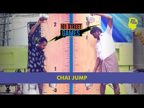 Street Games #2: Chai Jump | Unique Stories from India