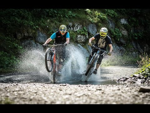 *PEOPLE ARE AWESOME* - BEST OF MOUNTAIN BIKING 2015!