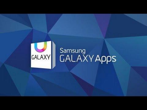 Samsung Galaxy App Store Update- Hands On (1080P)