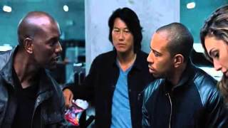 Fast & Furious 6 -Funny Scene [Roman asks for change]