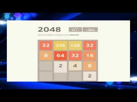 how to play 2048 game