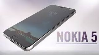 Nokia 5 | Android | 7.1.1 | Specifications | Full Review | Bangla | Upcoming Phones 2017 | Tech News