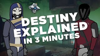 Destiny 1 and 2 Explained in 3 Minutes! | ArcadeCloud